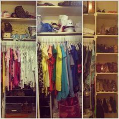 instagram closets!