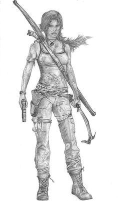 Lara Croft-Tomb Raider By Evi Stm