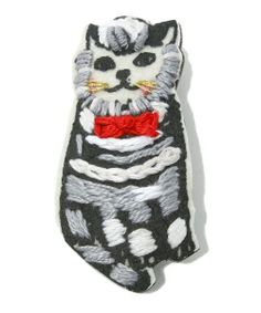 1 | Other animal brooch tamao of (Tamao) (cat) (brooch corsage)