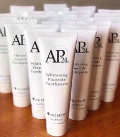 AP24 Fluoride Whitening Toothpaste