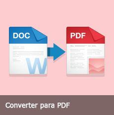 Converter para PDF