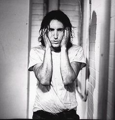 """Trent Reznor! Fell in love with """"Head Like a Hole"""" back in 1989 (when I saw the video on MTV for the first time) - you can call me a """"fan"""" of his creative output ever since"""