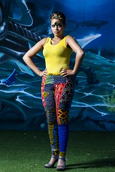 The #MAGICAL #MUSTHAVE'  #Wusuwaah's #Diary  '#SasaWa Leggings'!!!! <3.