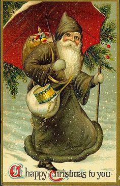 El Armario de Lady Marlo: El traje de Papá Noel,