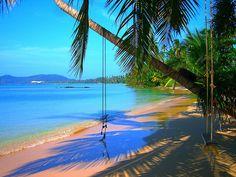 Koh Mak Island Beach