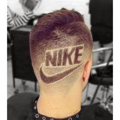 Fantastic hair tattoos by Jake Putan from Australia! - The HairCut Web Top Hairstyles, Undercut Hairstyles, Cool Haircuts, Haircuts For Men, Short Hair Cuts, Short Hair Styles, Hair Tattoo Designs, Undercut Hair Designs, Shaved Hair Designs