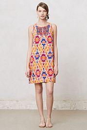Sequined Kaleidoscope Dress