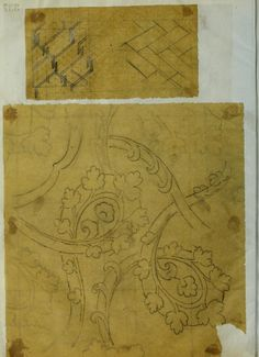 [Design tracings