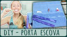 Porta Escova =DiY