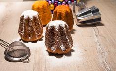 Pandori mini ricetta