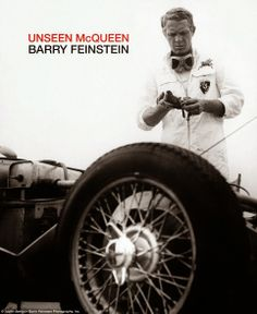 Steve McQueen by Barry Feinstein, edited by Dagon James and Tony Nourmand, published by Reel Art Press Steve Mcqueen Bullitt, Steeve Mac Queen, Le Mans, Belle Photo, Movie Stars, Monster Trucks, Racing, Cool Stuff, Mc Queen