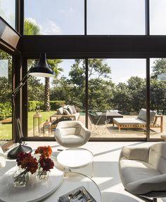 Limantos Residence in Sao Paulo, Brazil by Fernanda Marques Arquitetos Associados.