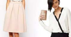 Comfortable Work Clothes For The Businesswoman Work Clothes, Business Women, Midi Skirt, Skirts, Style, Fashion, Woman, Outfit Work, Moda
