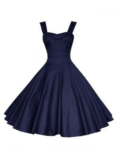 GET $50 NOW | Join RoseGal: Get YOUR $50 NOW!http://www.rosegal.com/vintage-dresses/backless-mini-vintage-dress-1105931.html?seid=5505597rg1105931