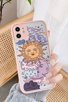 Sun & Moon Shockproof iPhone Case
