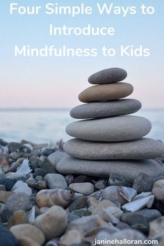 Four Simple Ways to Introduce Mindfulness to Kids | Calm & Connected Podcast Episode 75 Elementary School Counselor, School Counseling, Elementary Schools, Self Esteem Activities, Counseling Activities, Mindfulness For Kids, Exercise For Kids, School Resources, Baby Tips