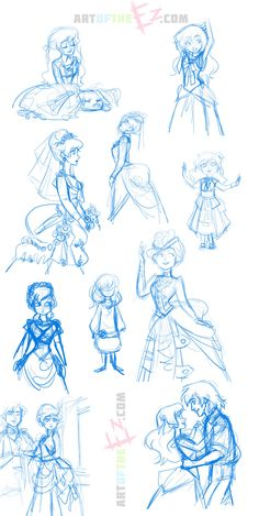Ruth Designs Compilation 1 - DxF by The-Ez on DeviantArt