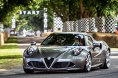 Alfa 4C Reportedly Lapped the 'Ring in 8:04, Faster than BMW M3 E92 - Carscoops