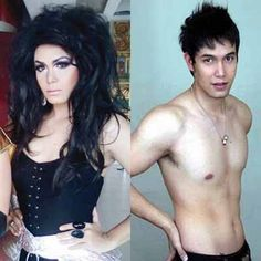 paolo ballesteros | Tumblr Paolo Ballesteros, Sister Friends, How To Look Handsome, Feminine Style, Crossdressers, Looking For Women, Transgender, Cute Boys, Gorgeous Women