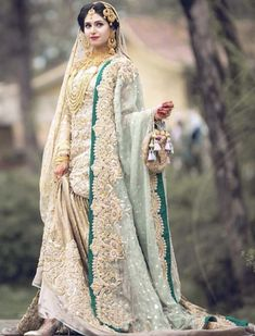 Pakistani Couture, Pakistani Bridal Dresses, Pakistani Outfits, Indian Outfits, Bridal Mehndi Dresses, Walima Dress, Shadi Dresses, Bridal Outfits, Desi Wedding