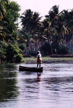 Kollam Boatman, Kerela