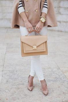 {fashion inspiration: the wool cape} - Marcus Design
