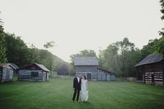 Norskedalen Wedding - Coon Valley, WI
