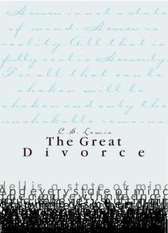 The Great Divorce by C. S. Lewis  I love this book, despite not being a Christian. It taught me how easy it is to be weighed down by suffering and that by recognising our own limitations we can get back on the right path (for C S Lewis this was of course towards God and heaven). Wonderful, engaging reading for those of all faiths and none.
