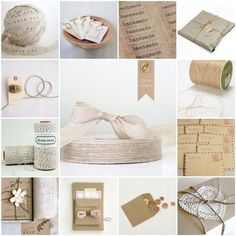 Wrapping Gifts in Brown Paper