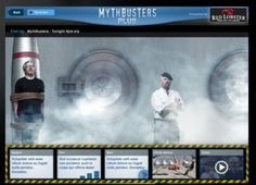 Discovery Channel second screen app adds MythBusters content and will begin syncing with shows on Nov 4th.