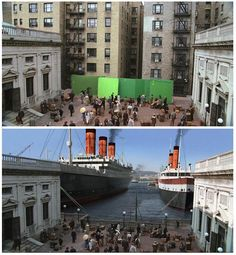 Special Effects: The Wolf of Wall Street