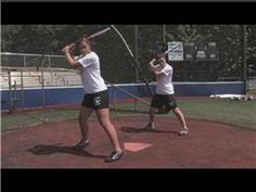 Softball Tips : About Softball Batting Techniques This'll help with my Softball Training classes.