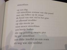 Gedicht sinterklaas!