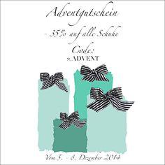 -35% Adventgutschein auf alle Schuhe! #Gutschein #Sale #fashion #vintage #clothes #mymint