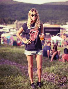 Festival Street Style // Jess Hart