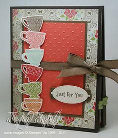 Tea Shoppe hot chocolate holder