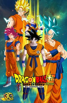 DRAGON BALL SUPER POSTER by naironkr on DeviantArt