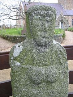 Ancient statue Channel Islands | ... , St Martin, Guernsey, Channel Islands | The Journal of Antiquities