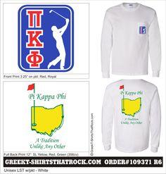PI Kappa Phi   http://www.greekt-shirtsthatrock.com/