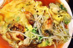 taiwanese oyster pancake