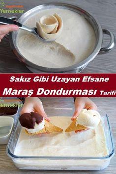 Frozen Yogurt, Food Preparation, Food Art, Deserts, Food And Drink, Ice Cream, Yummy Food, Cooking, Cake