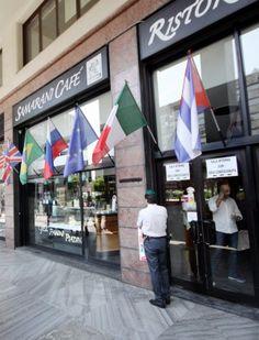 Ristorante Samarani Cafè, Milano - Italy