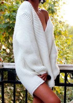 Love a big sweater