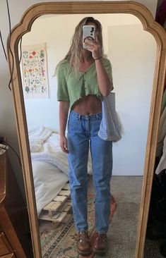 Spring Outfits, Winter Outfits, Tips Belleza, Cute Casual Outfits, Look Cool, Aesthetic Clothes, Everyday Fashion, Dress To Impress, Vintage Outfits