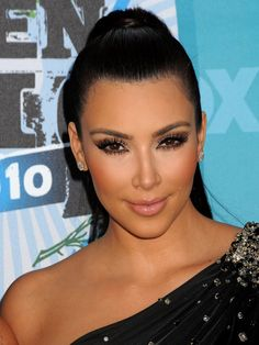 Why you shouldn't copy Kim Kardashian http://beautyeditor.ca/2013/06/18/commercial-hair-and-makeup-artist-hilary-jenset-on-her-beauty-must-haves-and-why-you-shouldnt-copy-kim-kardashian/