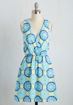 Serenity Wow! Dress, @ModCloth