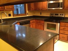 After Kitchen Remodel, Kitchen Cabinets, Home Decor, Decoration Home, Room Decor, Cabinets, Home Interior Design, Updated Kitchen, Dressers