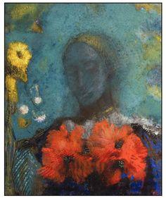 Odile Redon omaggio a Gauguin