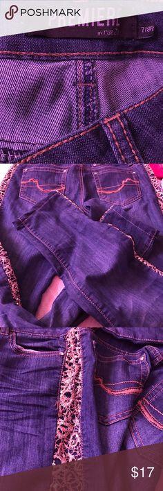 Rue 21 premiere skinny jeans Size 7/8 R women's. rue 21 premiere skinny jeans Rue 21 Jeans Skinny