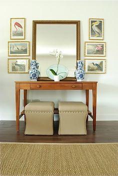 framed audubon prints